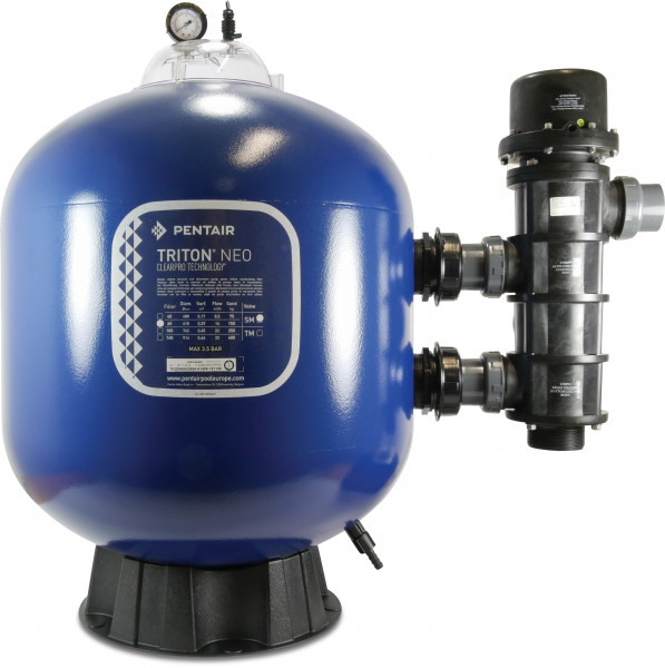 "Triton Neo SM ""CLEARPRO Technology"" mit PRO-Ventil ◊"
