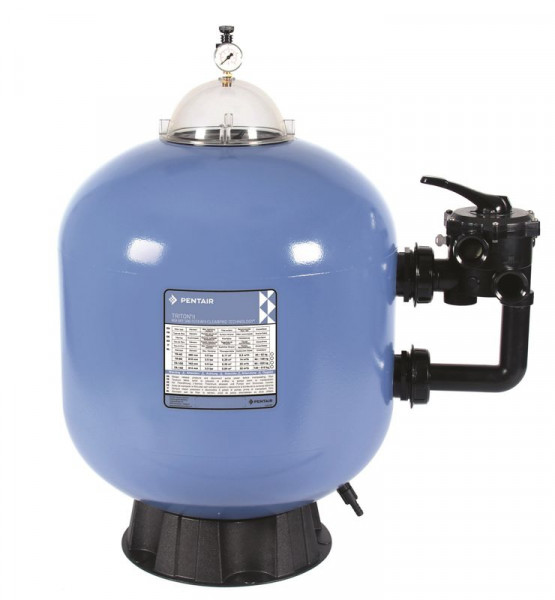 "Triton II Pentair Sandfilter ""Clearpro Technology"" mit 6 Wege-Ventil ◊"